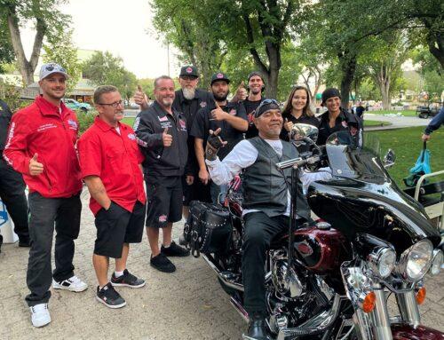 Community Compassion Drives Jason Nance to Give Back